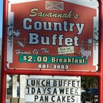 Foto de Savannah's Country Buffet