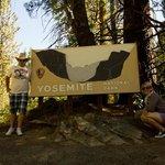 Yosemite Eingang