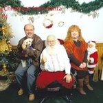 Visit with Santa.