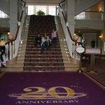 Nuestra escalera