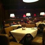 Typical Ruby Tuesdays dining room.