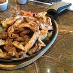 Beef & Chicken Fajitas