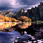 The Bulldog Mountains