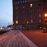 Henderson's Wharf view