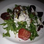 grilled beet salad..