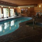 POOL and hot tub...spa and gym adjacent