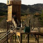zip lining available - 2x - $20! (Saturdays)