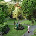 BeautifulPertiwi resort grounds