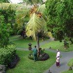 BeautifulPertiwi resort grounds