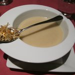 my honey and apple soup, fantastic!