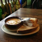 Soup and Bread Lunch Special