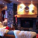 Le Sherpa lobby bar