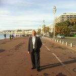 The Hotel Exterior at Promenade des Anglies (The English Walk)