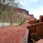 Deluxe Red Cliffs Lodge Cabins