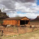 Stables at Red Cliffs Lodge