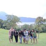 Kebun Raya Bedugul overview Lake Bratan