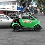 Hire Car