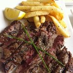 fillet and fries