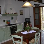Kitchen dining-room
