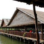 The Golden Prawn Restaurant