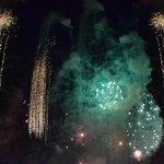 Feuerwerk am Silvester 2012 in Funchal