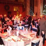 New Year's Eve Ball in the great hall