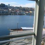 Vista del muelle donde atracan las embarcaciones de recreo desde la habitación
