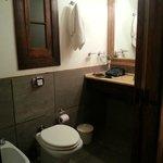 Inside my room, bathroom