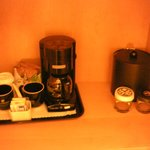 coffee maker etc.