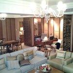 Aranda Suite Wohnzimmer