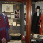 Newcastle under Lyme Museum & Art Gallery; coats for councillors