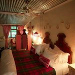 Scandinavian Room, Cleopatra Mountain Farmhouse