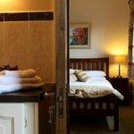 Bedroom at Heather House B&B Laragh