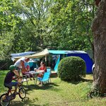 Camping col d'Ibardin, location d'emplacement