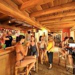 Bar restaurant du camping col d'Ibardin à Urrugne