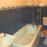 Bathroom ,Room 4.