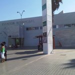 Estacion Intermodal Almeria