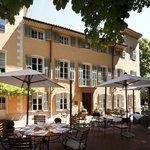 Hostellerie de l'Abbaye de la Celle Restaurant Foto