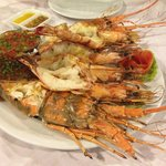 Foto de Lobster & Prawn Restaurant