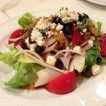 mediteranean salad