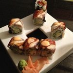 Crazy Red Dragon Roll