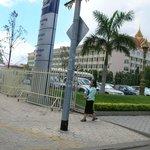hotel phnom penh from monivong blvd