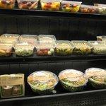 choice of salad