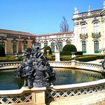 Gardens at Queluz Palace, Lisbon