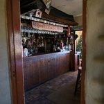 Sani Mountain Lodge bar