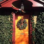 The Front Door for the Holidays