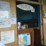 The front of TuTu's