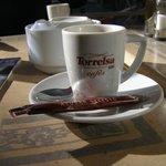 café au final un délice