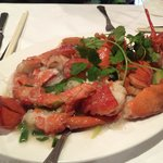 Lobster Rice Noodles