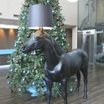 First horse lamp I have seen